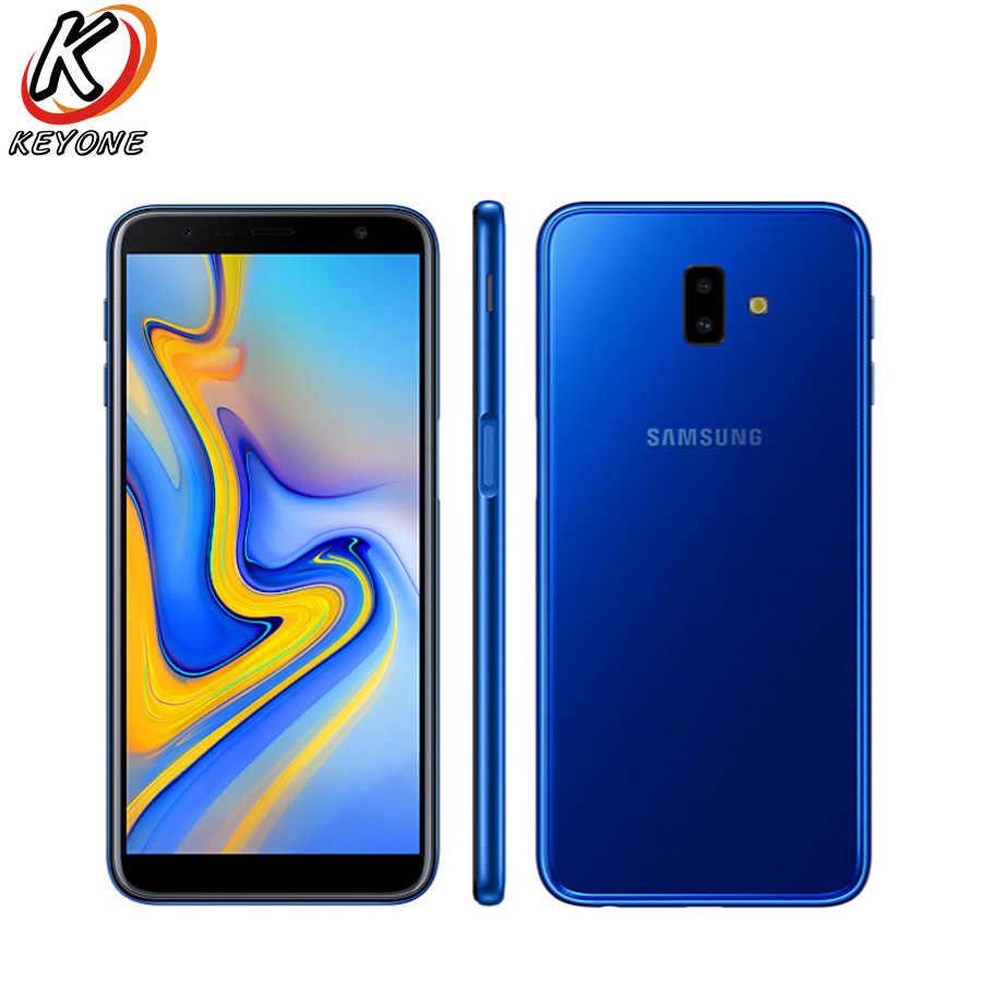 2018 Samsung Galaxy J6+ J610F DS J6 Plus Mobile Phone 6 0