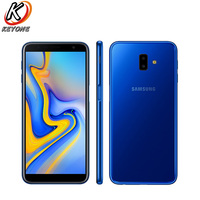 2018 Samsung Galaxy J6+ J610F DS J6 Plus Mobile Phone 6.0 3GB RAM 32GB ROM Dual Rear Camera 13.0MP+5.0MP Side Fingerprint Phone