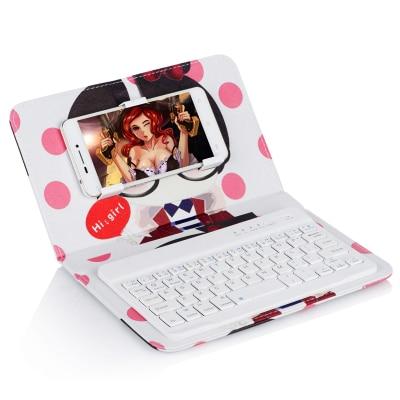 Étui de clavier de mode pour 5 pouces xiaomi redmi 3 s 16 gb tablette téléphone pour xiaomi redmi 3 s 16 gb 32 gb housse de clavier