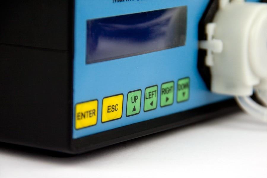 MC-03-M Dávkovací čerpadlo, Peristaltické čerpadlo pro akvarijní laboratoř