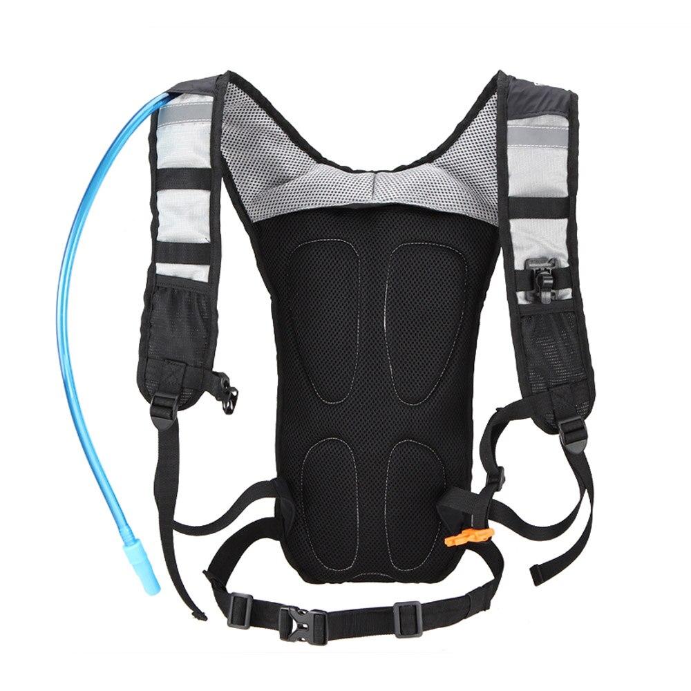 Roswheel Bicycle Shoulder Backpack Cycling Rucksack 1.5//2L Water Bladder