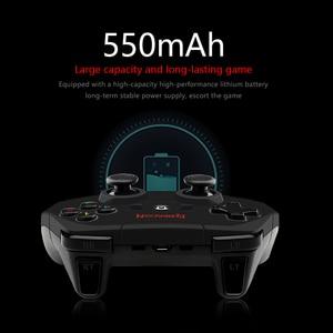 Image 2 - Redragon HARROW G808 Wireless Gamepad, PC Game Controller mit 10 Tasten, Harrow, für Windows PC,PS3, Playstation,Android,Xbox 360