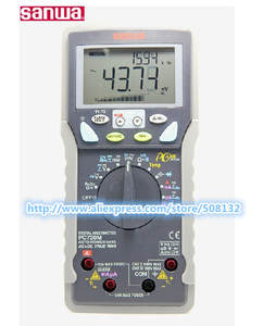 Sanwa Pc-Link Multimeters/high-Accuracy NEW Built-In-Memory Built-In-Memory