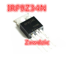 цена на 10PCS IRF9Z34N TO220 IRF9Z34 TO-220 IRF9Z34NPBF New and original IC