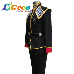 Image 2 - CGCOS Coplay Cosplay Costume Final Fantasy SQUALL Anime Suits Custom Clothes Uniform Halloween Christmas
