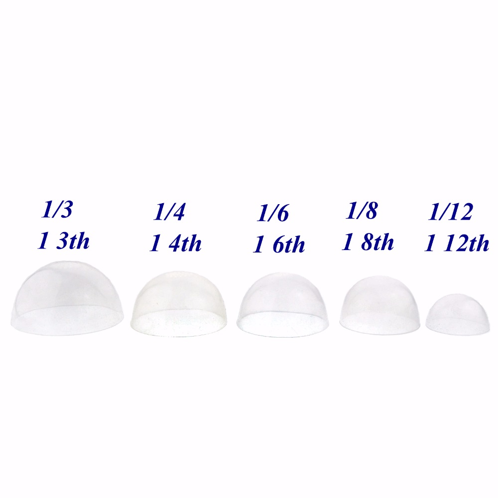 High Quality 5 Sizes <font><b>BJD</b></font> <font><b>Wigs</b></font> Cap Silicone Headgear Silica Gel Cover DIY Accessories for Blythe SD <font><b>BJD</b></font> <font><b>Doll</b></font> 1/3 1/4 1/6 Toys image