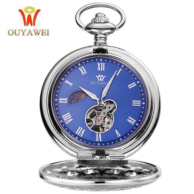Ouyawei pocket mechanical watch men vintage pendant watch necklace ouyawei pocket mechanical watch men vintage pendant watch necklace chain antique fob watches relogio bolso mozeypictures Choice Image