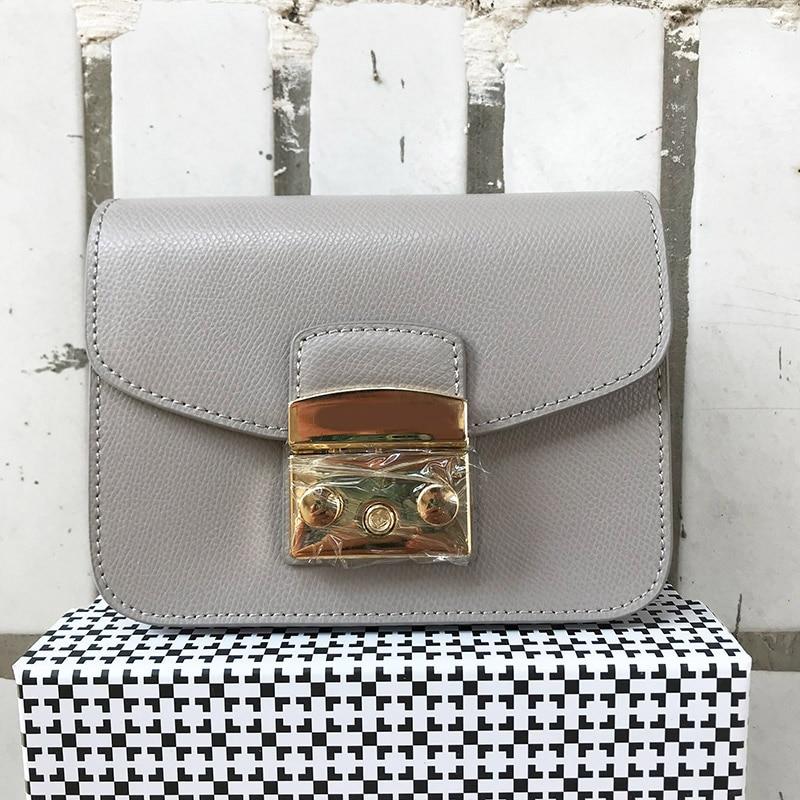 새로운 패션 클래식 럭셔리 유명 브랜드 정품 진짜 피부 가죽 레이디 숄더 가방 여자 핸드백 메신저 크로스 바디 가방-에서탑 핸드백부터 수화물 & 가방 의  그룹 3