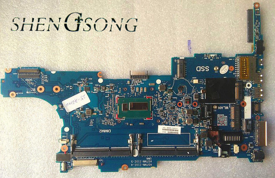 730808-501 730808-601 free shipping FOR HP 840 G1 840-G1 MotherBoard 730808-001 CPU I5-4200U SR170 laptop motherboard