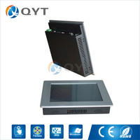 12 Inch Mini PC Windows 7 8 10 Core I5 3337U 1RS232 1LAN 4USB Industrial PC
