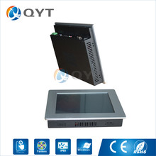 12 inch Mini PC Windows 7/8/10 Core i5 3337U 1RS232 1LAN 4USB industrial PC Rugged computer 300M Wifi BT HDMI+VGA