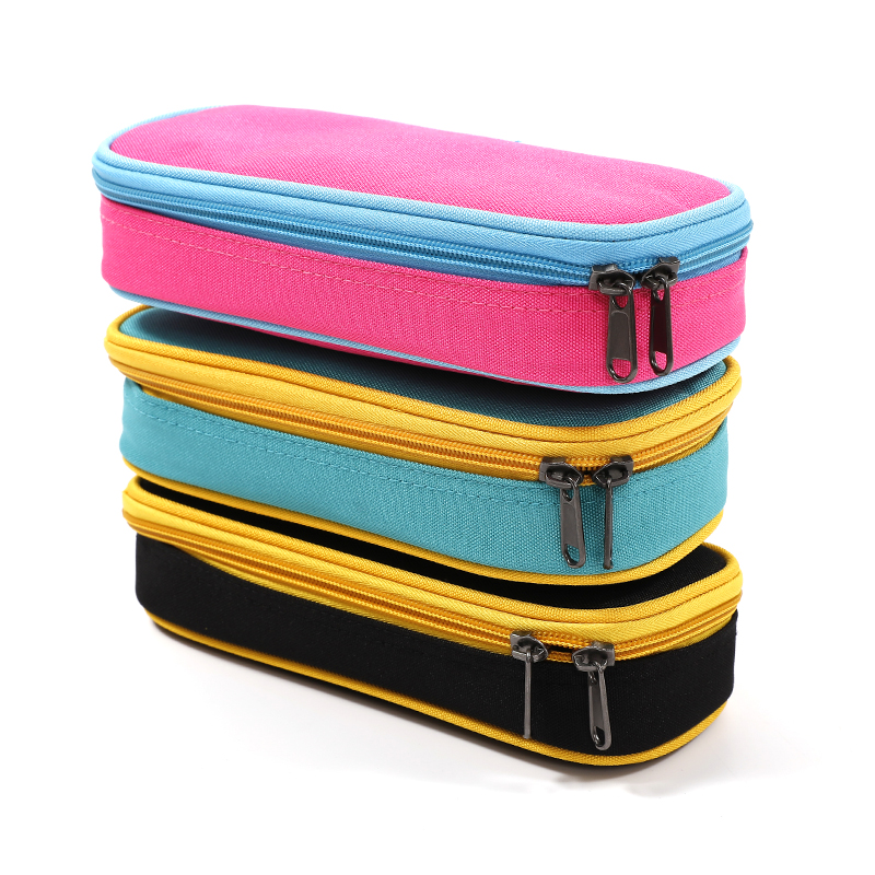 Creative Cute Pencil Case Kawaii Large Removable Penal School Pencilcase for Boys Girls Pen Bag Storage Box Stationery Supplies 2017 minecraft my world pencil case bag for boys girls school stationery gift kawaii game pencilcase pen box school supplies