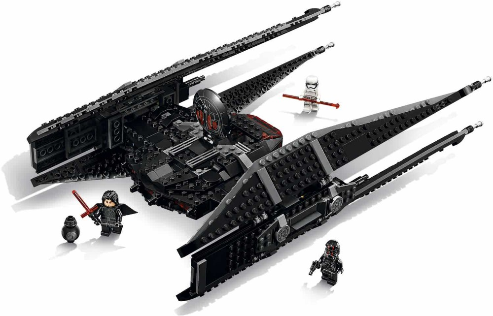 705Pcs Star Toy Wars Kylo Rens Tie Fighter Block Brick Compatible Legoingly 75179 starwars Figures Toy For Children Weapon Gift705Pcs Star Toy Wars Kylo Rens Tie Fighter Block Brick Compatible Legoingly 75179 starwars Figures Toy For Children Weapon Gift