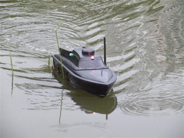 1AL JABO Rc cebo barco distancia de Trabajo 300 m en lago río