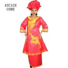 Long African dresses for women