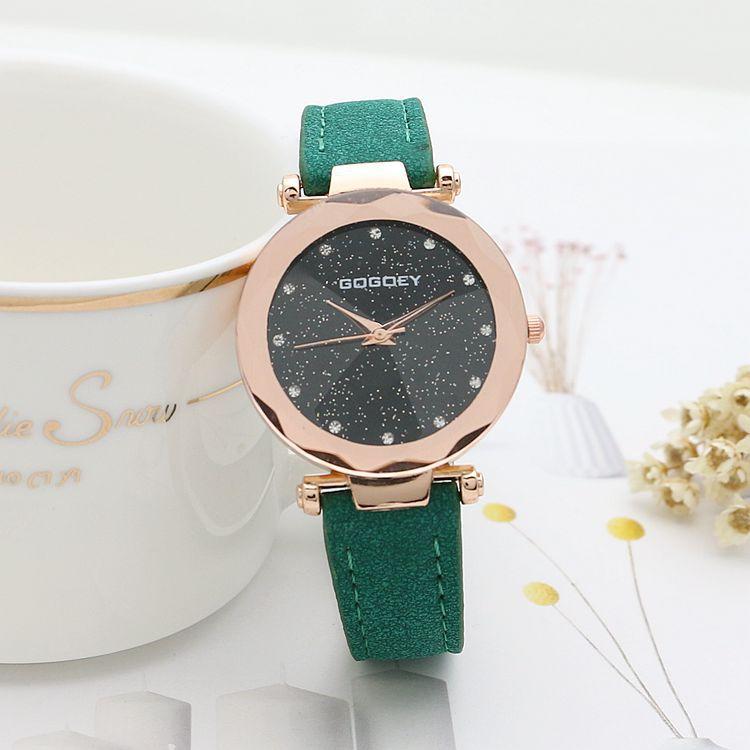 2018 New Fashion Classic Ladies Wristwatch PU Leather Band Dress Casual Quartz Wrist Watch туники madech туника