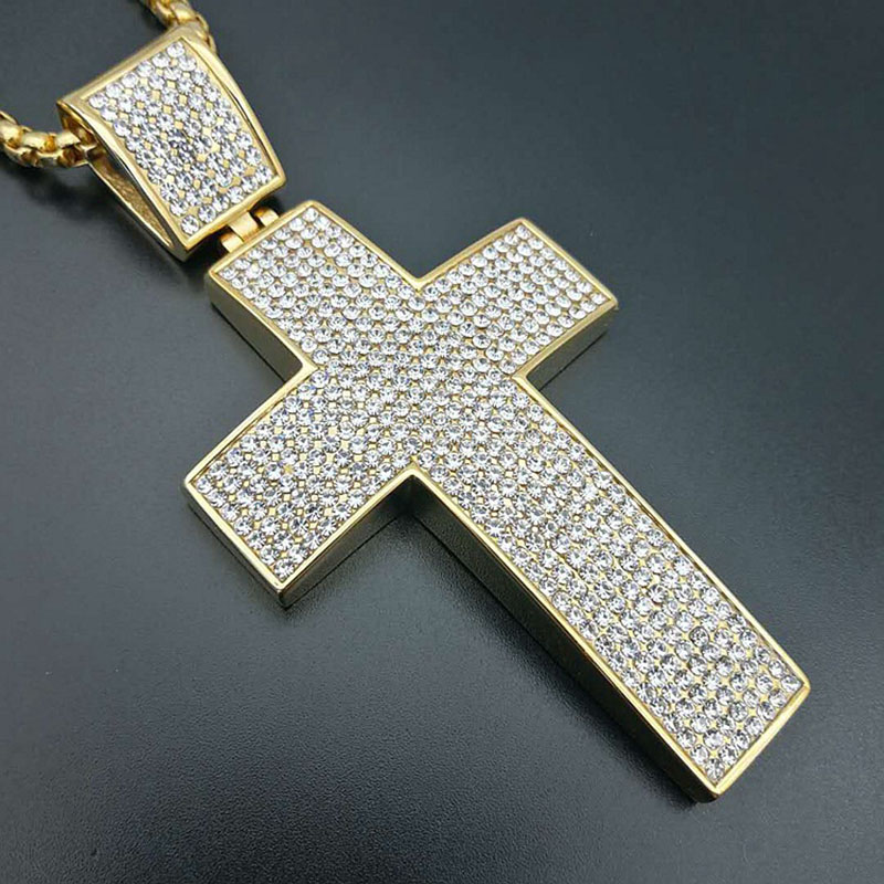 fa38bec4ac75a Cross Pendants & Necklaces with 24