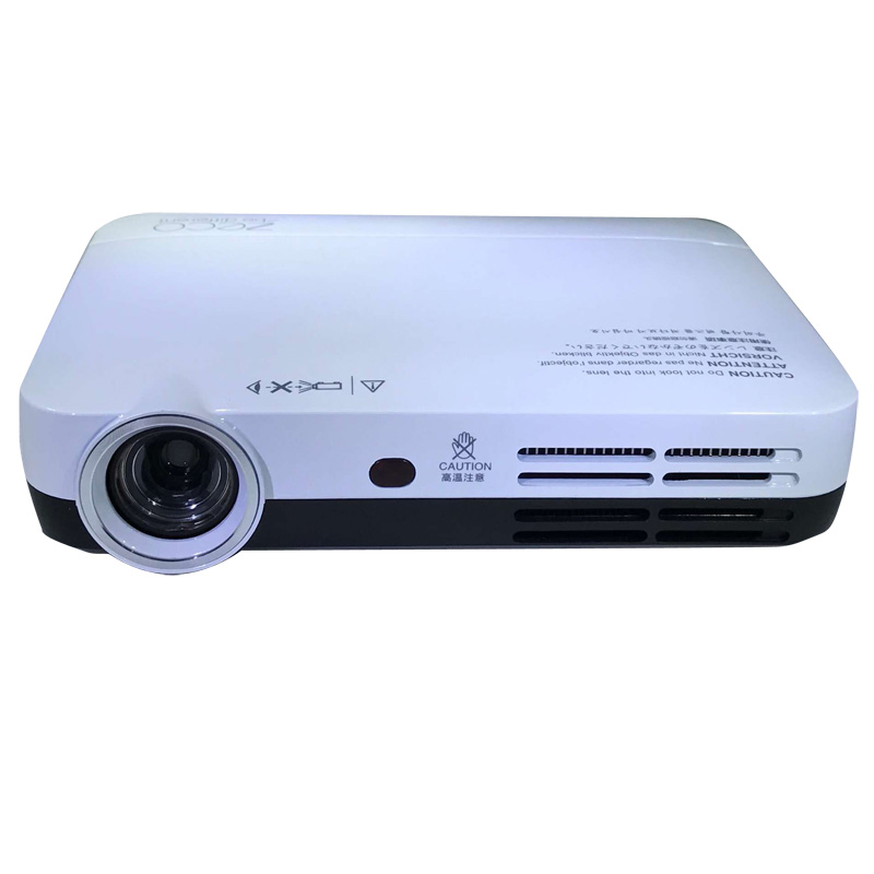 1080p Blu-ray 3D DLP HD Mini Home Theater Multimedia Projector 5800 Lumens 1280*800 DLP Smart Projector челюсти 3d blu ray