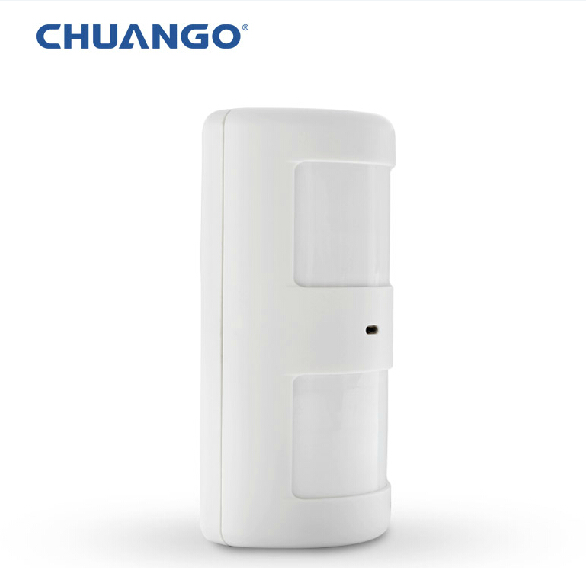 PIR-910 315Mhz wireless Pet-Immune PIR Motion Detector for Chuango Alarm system free shipping 315mhz frequency chuango pir 700 ceiling mounted pir motion sensor detector