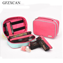 New travel storage cosmetic bag portable large capacity waterproof detachable cosmetic bag multi-function wash cosmetic bag недорого