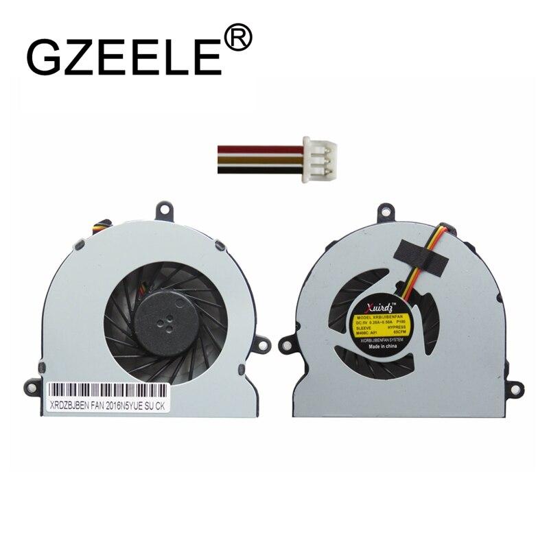 GZEELE новый вентилятор охлаждения процессора для Dell Inspiron N5537 N3521 N5521 15R 5537 15R 74X7K 3521 15RV 5521 5721 15-3521 5535 15R-5521