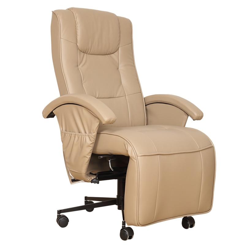 Sillón de masaje ajustable de cuerpo completo Sillón TV eléctrica - Mueble - foto 6