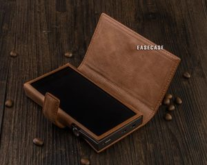 Image 5 - E4 Custom Made Genuine Leather case for IRIVER Astell&Kern A&futura SE100