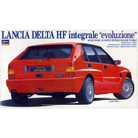 1/24 Lancia Delta Evoluzione Assembly Car Model 24009