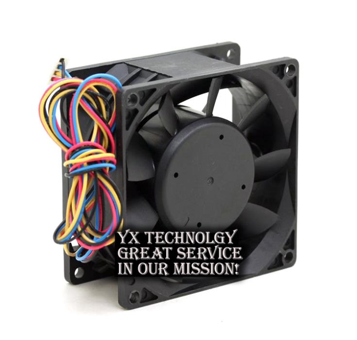 48v 0.65a PFB0848UHE for Delta 80X80X38MM Cooling fan