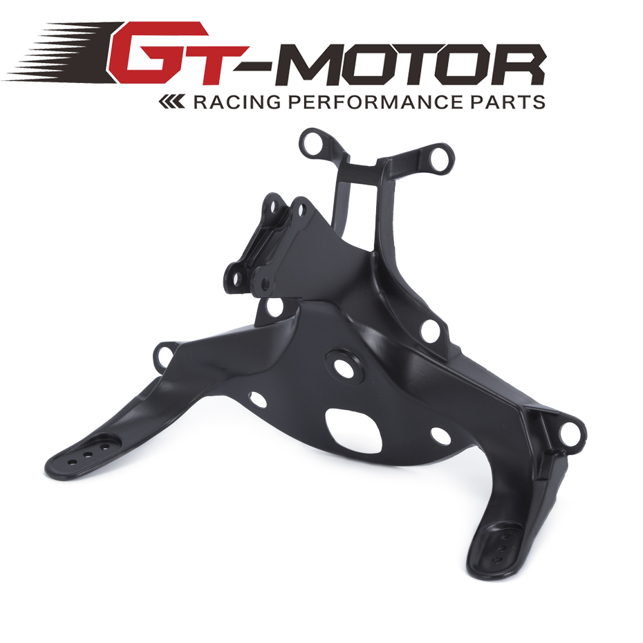 GT Motor - FREE SHIPPING For YAMAHA YZF-R1 R1 2004-2006 Motorcycle Front Light Headlight Upper Bracket Pairing wl v911 black remoter controller motor battery upgrades accessories for wl v911 parts free shipping