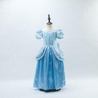 Butterfly Girls Cinderella Princess Dress Kids Christmas Halloween Cosplay Costume Fancy Dress Summer Kids Clothes
