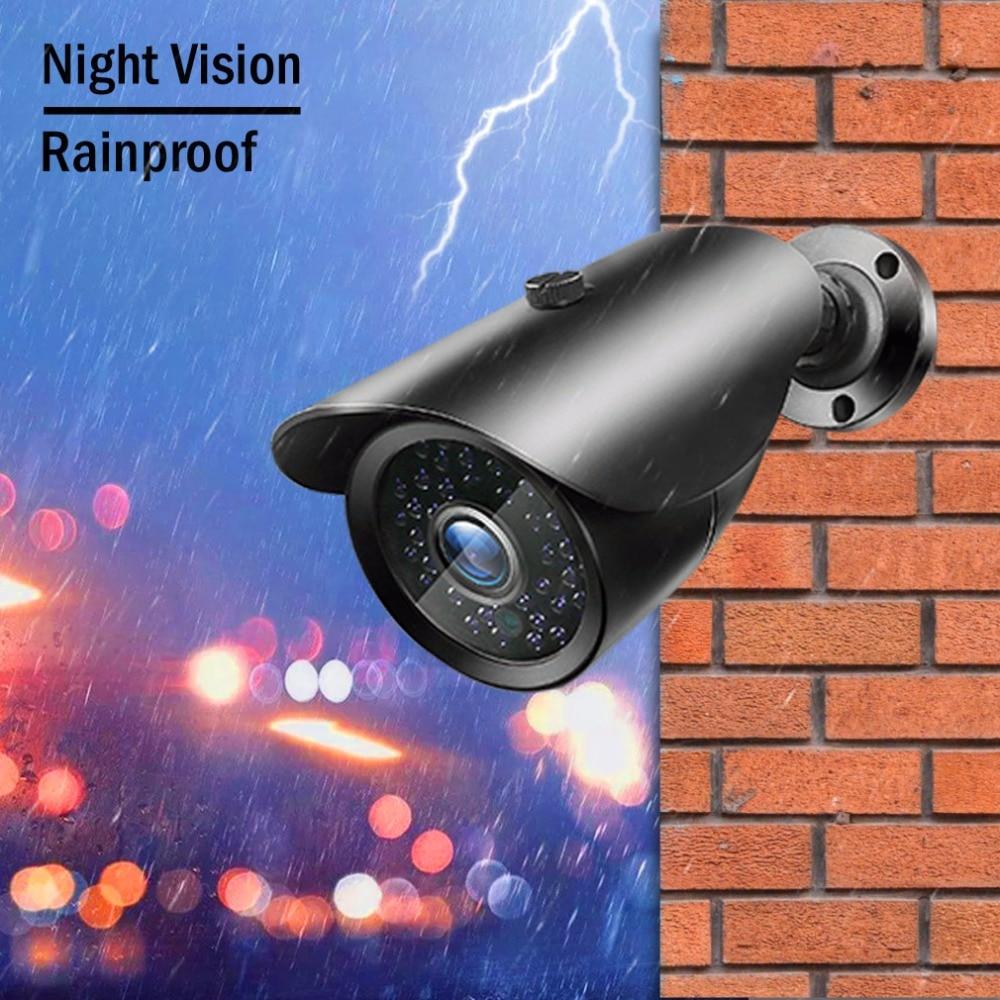 Kamera TMEZON AHD 1080P 2.0MP CCTV s vysokým rozlišením IR LED - Zabezpečení a ochrana - Fotografie 4