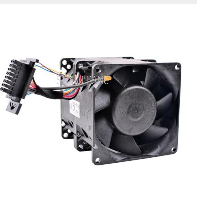 Free Shipping  Brand New Original For DELTA GFM0812DU 80x80x85mm 8cm DC12V 14A Powerful Supercharged Cooling Fan