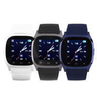 Smartwatch m26 بلوتوث الساعات الذكية لبس أجهزة آيفون ios الروبوت ويندوز الهاتف الرياضة smartfone اتش ارتداء smartwach