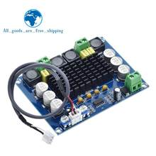 TZT DC 12V 24V 120W * 2 TPA3116 D2 Dual Channel digital Power audio verstärker board gute(China)