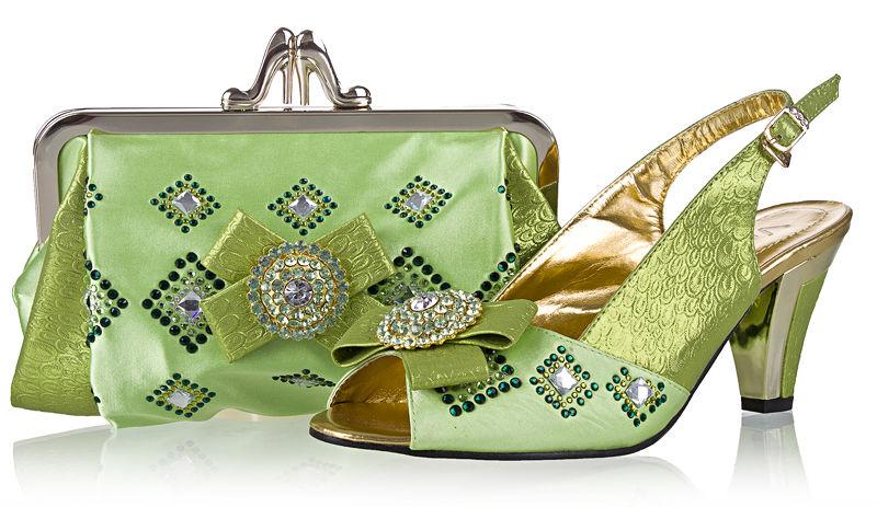 Mint Green Ladies Dress Shoes