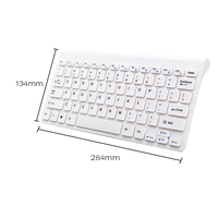 Etmakit Top Automatic Pairing USB Wireless 2.4GHZ Keyboard Mouse Set Adjustable DPI Comfortable Keyboard Set For Computer PC