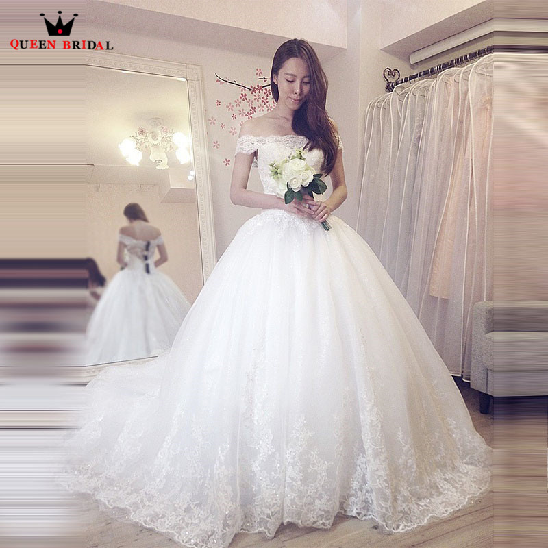 Wedding Dressing Gowns Personalised: Custom Made Ball Gown Fluffy Lace Beading Formal Long