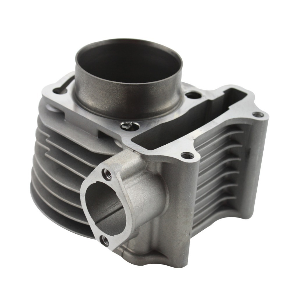 GOOFIT 57 4mm Cylinder Head Engines Cylinder Liners for GY6 150cc ATV Scooter 152QMI 157QMJ Taotao