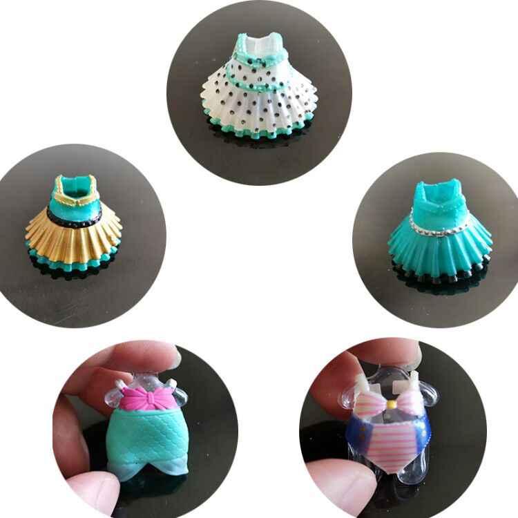 Оригинальная красивая кукла одежда для DIY LoL большая игрушка, фигурка куклы аксессуары игрушки украшения продукты случайный корабль