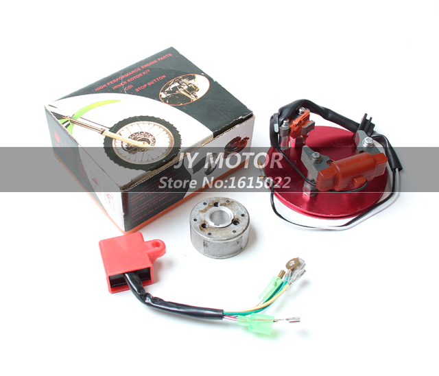 Performance parts HP Magneto Coil Stator flywheel ignition CDI 50 110 125cc racing Dirt Pit Bike ATV Horizontal Engines