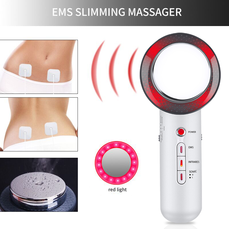 Abdo Ultrasound Cavitation Body Slimming Massage Weight Loss Lipo Anti Cellulite