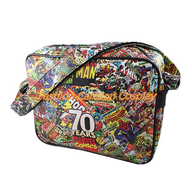 Comic Messenger Bag
