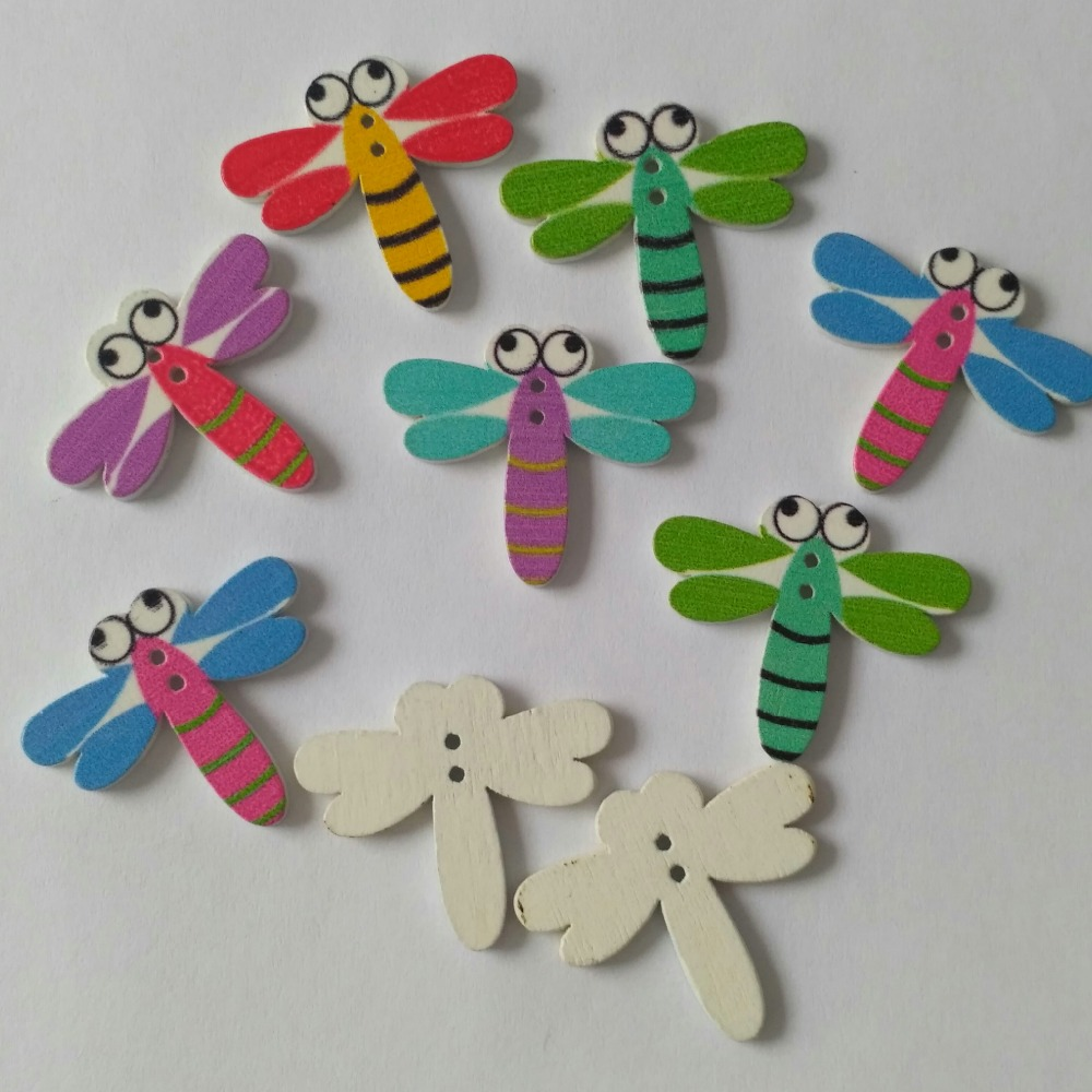 Obedience 100pcs painting dragonfly design wooden sewing buttons obedience 100pcs painting dragonfly design wooden sewing buttons for craftkid diy jewelry decorative tools in buttons from home garden on aliexpress jeuxipadfo Gallery