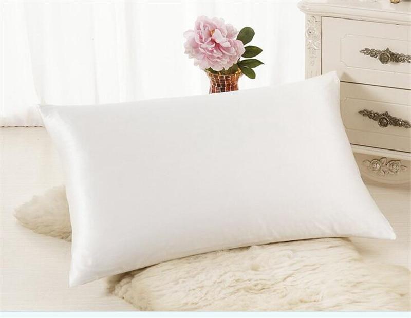Aliexpress Com Buy 100 Nature Silk Pillowcase Zipper