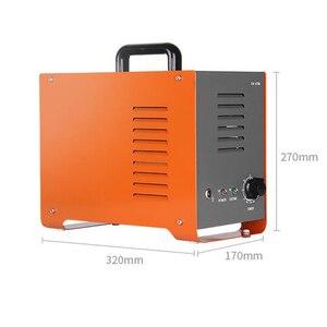 Image 5 - 2019! 5g/hr Portable Ozone Machine Ceramic Tube Ozonator Device with Timer Ozone Air Freshener Water Sterilizer + FS