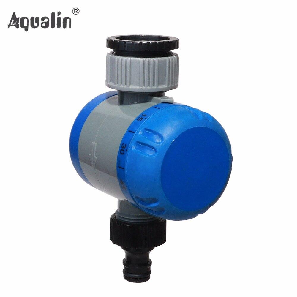 Rotatif Mécanique Tuyau Robinet D'eau Minuterie Jardin D'irrigation avec Soft Grip #21101