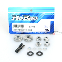 Free shipping Rc Car HOBAO 87002 ST PRO/VS/MT differential bevel gear tooth feet size half price speed bevel gear differential