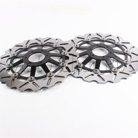 Motorcycle Front Brake Disc Rotor For Honda CBR600 F3 1995 1998 1996 1997 CBR900RR 1994 1997