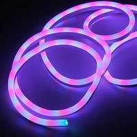 Multicolour Waterproof 30M LED Strip Light SMD 2835 120leds M Flex Soft Led Neon Rope Strip